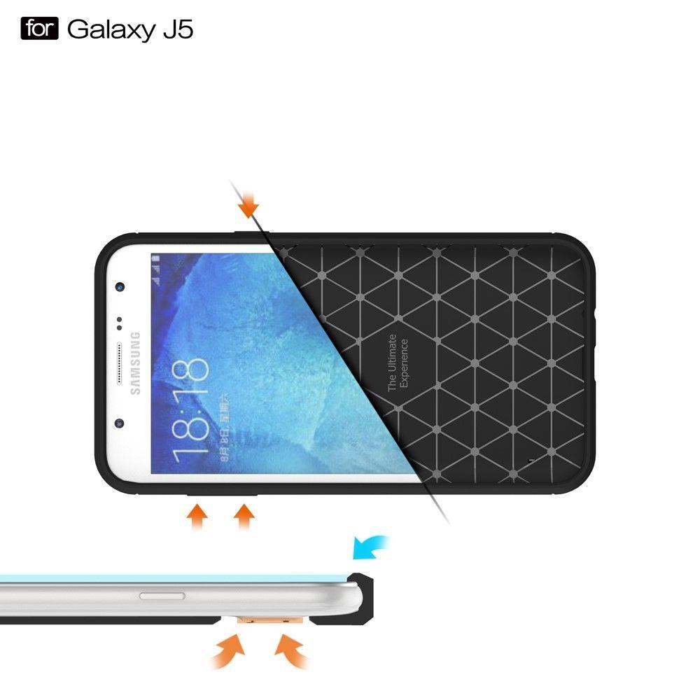 Unicase Carbon Samsung Galaxy J5 J500 Black Store
