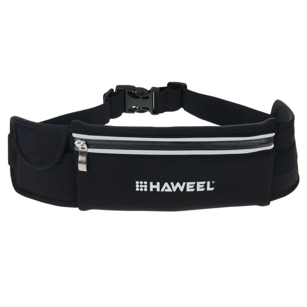 1c2ac8e21020 Спортивный чехол на пояс HAWEEL Outdoor Sports Bag - Black. Фото 1 из 7