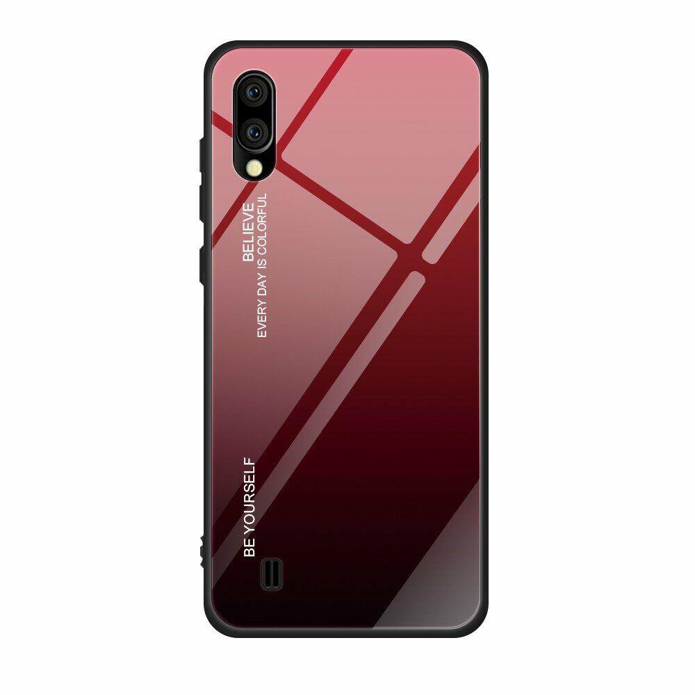 Защитный чехол Deexe Gradient <b>Color</b> для Samsung Galaxy <b>M10</b>