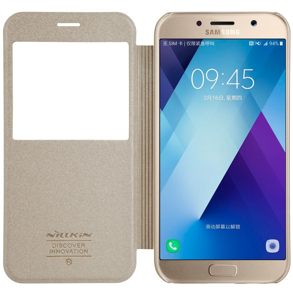 Nillkin Sparkle Series Samsung Galaxy A5 2017 A520 Gold